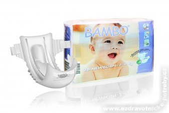 BAMBO Air Plus Newborn 2-4kg