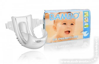 BAMBO Air Plus Premature 1-3kg