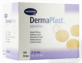 DermaPlast sensitive spots