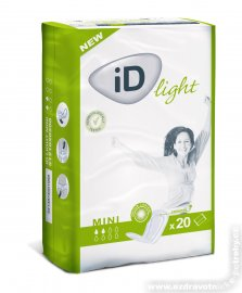Vložky ID Light Mini